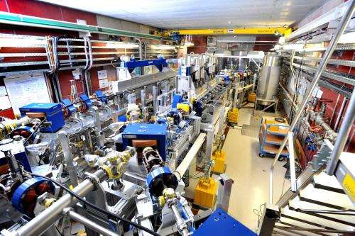 Fast detector for a wide wavelength range