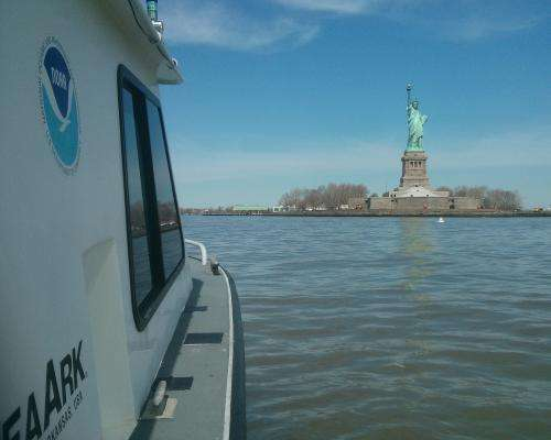 Federal agencies remapping coastal areas damaged by Hurricane Sandy