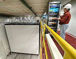 Fermilab sends first neutrino beam to NOvA experiment