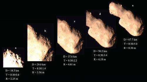 "Chinese flyby of asteroid shows space rock is ""rubble"""