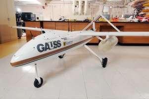 Flying test bed: New aerial platform supports development of lightweight sensors for UAVs