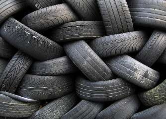 Forever recyclable novel plastic thanks to old tyres