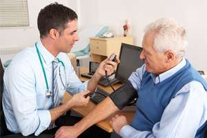 For people with diabetes, aggressive blood pressure goals may not help