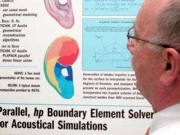From eardrums to electromagnetics, researcher hears the problems
