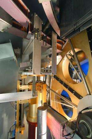 Fundamental physicists discover surprise new use for super-chilled neutrons to measure the movement of viruses