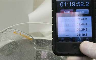 Furnace accelerator startup develops anti-fogging technology