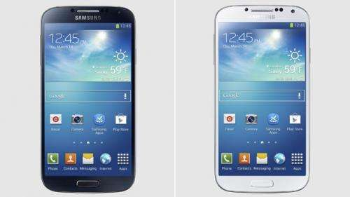 Galaxy S4: Samsung refreshes iPhone-challenging Galaxy line