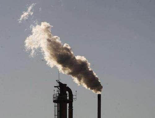 Geostatistical method predicts urban pollution