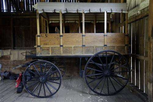 Gettysburg offers lessons on battlefield medicine