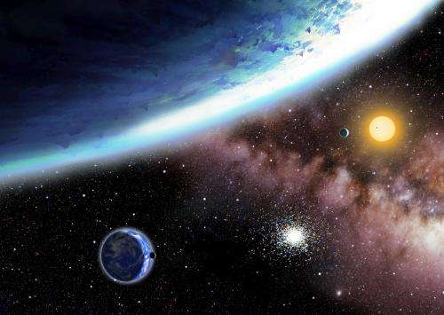 Astrophysicists find five-planet system with most Earth-like exoplanet yet