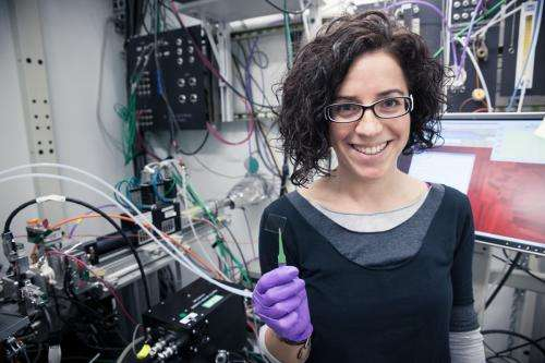 Giving Smart Materials an IQ Test at SSRL