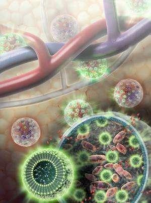 Giving transplanted cells a nanotech checkup