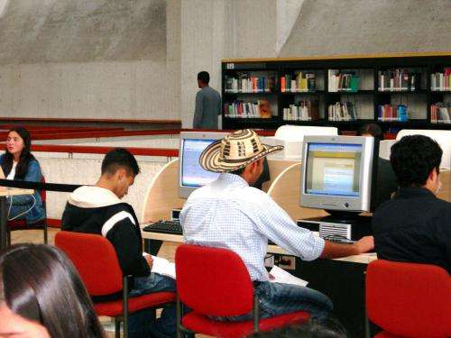 Global study stresses importance of public Internet access