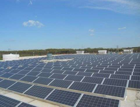 GM announces 1.8 megawatt solar project in Ohio