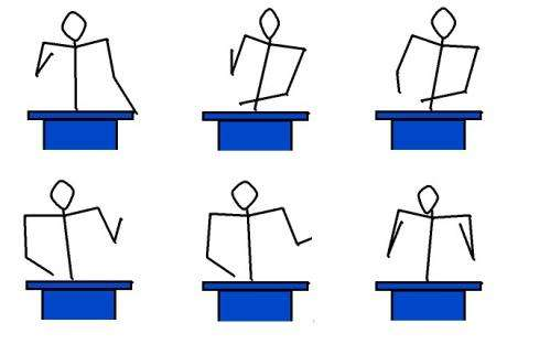 Going through the political motions: The role of body language in opinion formation