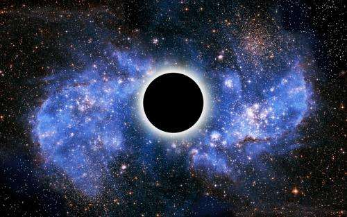 Goodbye Big Bang, hello black hole? A new theory of the universe's creation