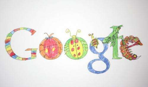 """Google on Monday launched a competition that will let a US student """"doodle"""" his or her way to cash for college along"""