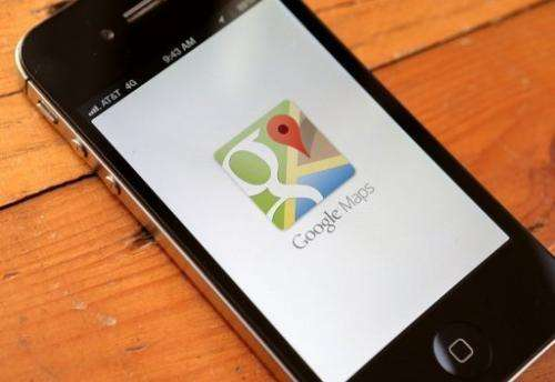 Google on Wednesday released an upgraded version of its popular maps app for Android-powered smartphones and tablets