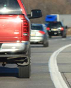 Graduate student award-winning research documents road surfaces that quiet tire noise