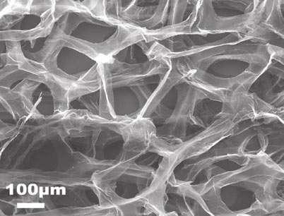 Graphene Foam
