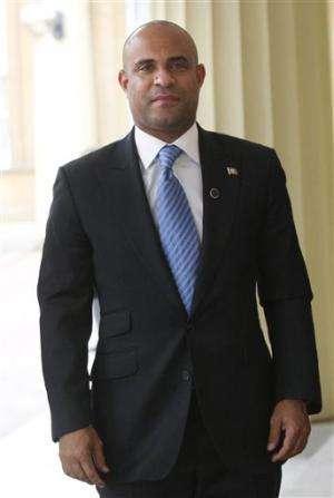 Haiti's prime minister tours Silicon Valley