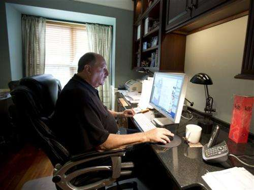 Half of older US workers delay retirement plans