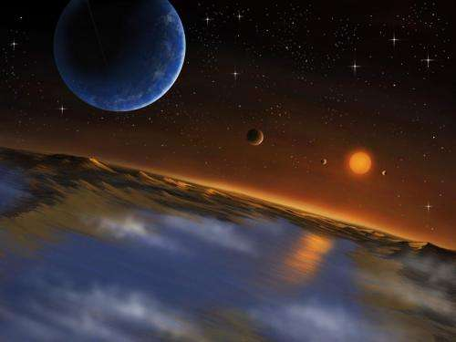 Has Kepler found ideal SETI-target planets?