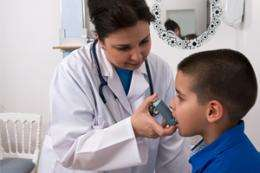 Hispanic and black kids less likely to use medication to control asthma