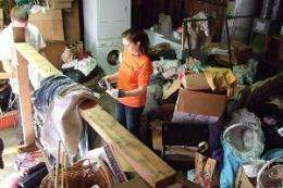 Hoarders lack decision-making capacity, study finds
