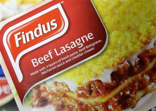 Horsemeat scandal reaches Sweden