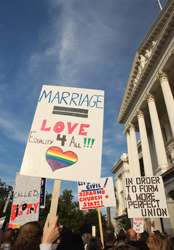 Hot topic: Supreme Court to decide the fate of same-sex marriage