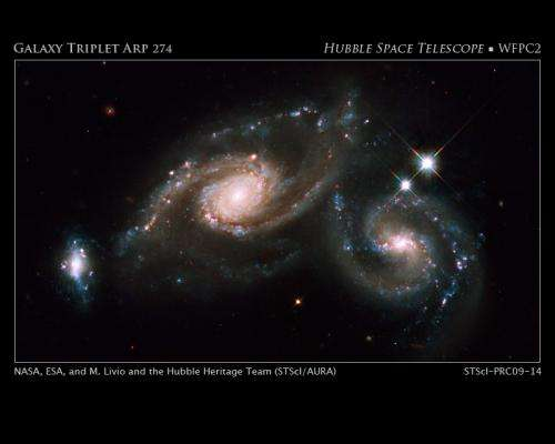 How a Hubble image goes from photons to finished beauty