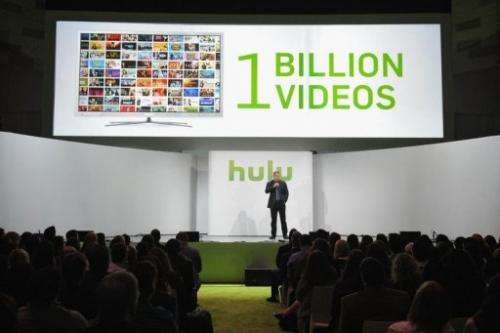 Hulu acting CEO Andy Forssell attends the Hulu NY Upfront on April 30, 2013 in New York City