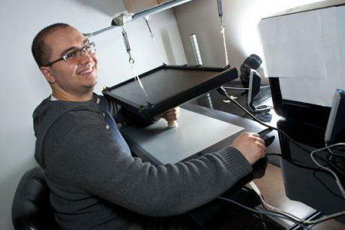 By studying hand motions, bioengineer is creating instruction manual to help repair a broken-down brain