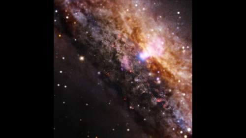 Image: Galaxy NGC 4945