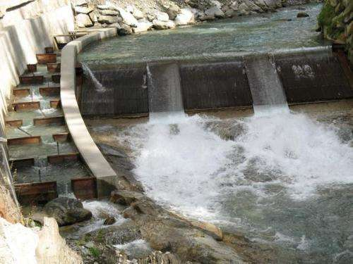 Increasing hydropower capacity without straining the environment