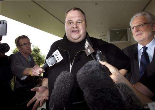 Indicted Megaupload founder launches new site