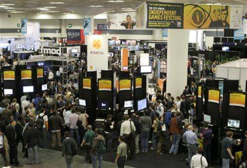 Indie sensibilities embraced at gaming conference