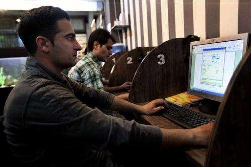 Internet blocks return in Iran after brief opening