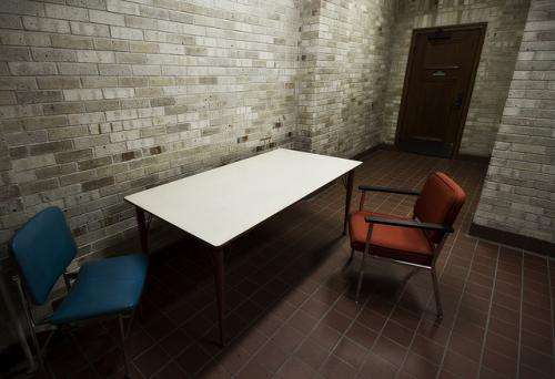 Interrogations can lead to false confessions by juveniles, study finds