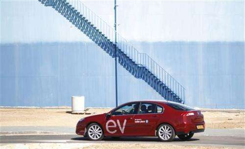Investors buying bankrupt Israel electric car firm