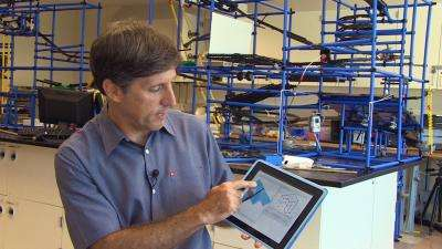 iPad app teaches students key skill for success in math, science, engineering