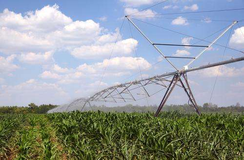 Irrigation's Impact on Clouds and Climate