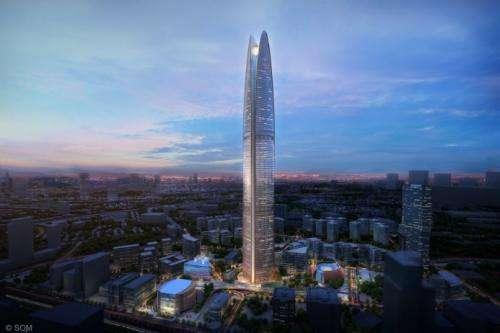 Jakarta's 99-story Pertamina tower makes energy key design principle