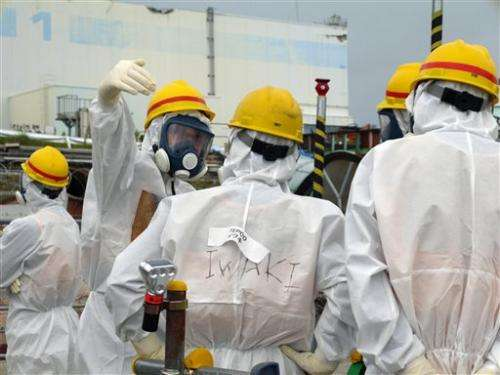 Japan lacks decommissioning experts for Fukushima