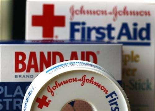 J&J 4Q profit jumps on higher sales, lower charges