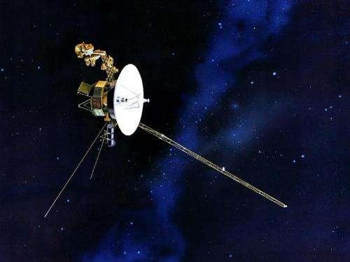 John Richardson and John Belcher on Voyager 1's crossing and interstellar exploration