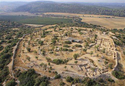 King David's palace found, says Israeli team
