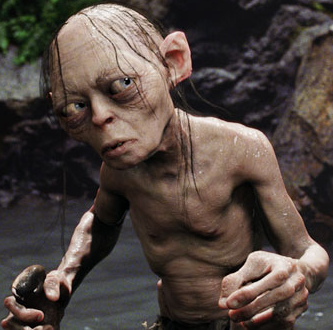 Lack of preciousss vitamin made Gollum a loser