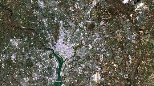LDCM satellite sees its birthplaces